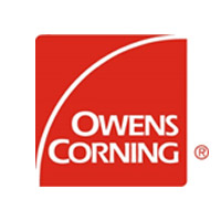 logo owen corning